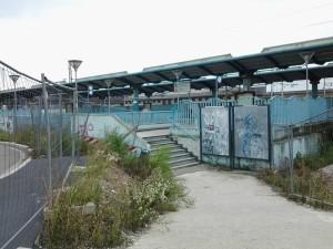 L'abbandono della Stazione di Segrate