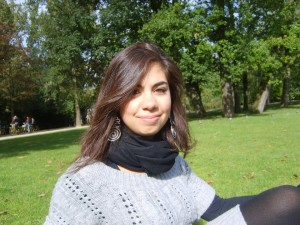 Silvia Carrieri - la nostra inviata a Parigi