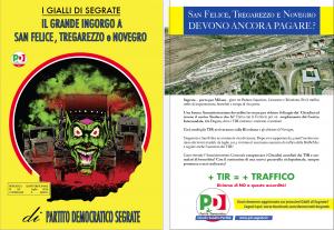 Tir a San Felice, Novegro e Tregarezzo