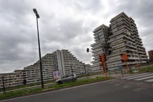 Scampia, quartiere ghetto di Napoli