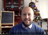 Auguri 2016 Partito Democratico di Segrate - Damiano Dalerba